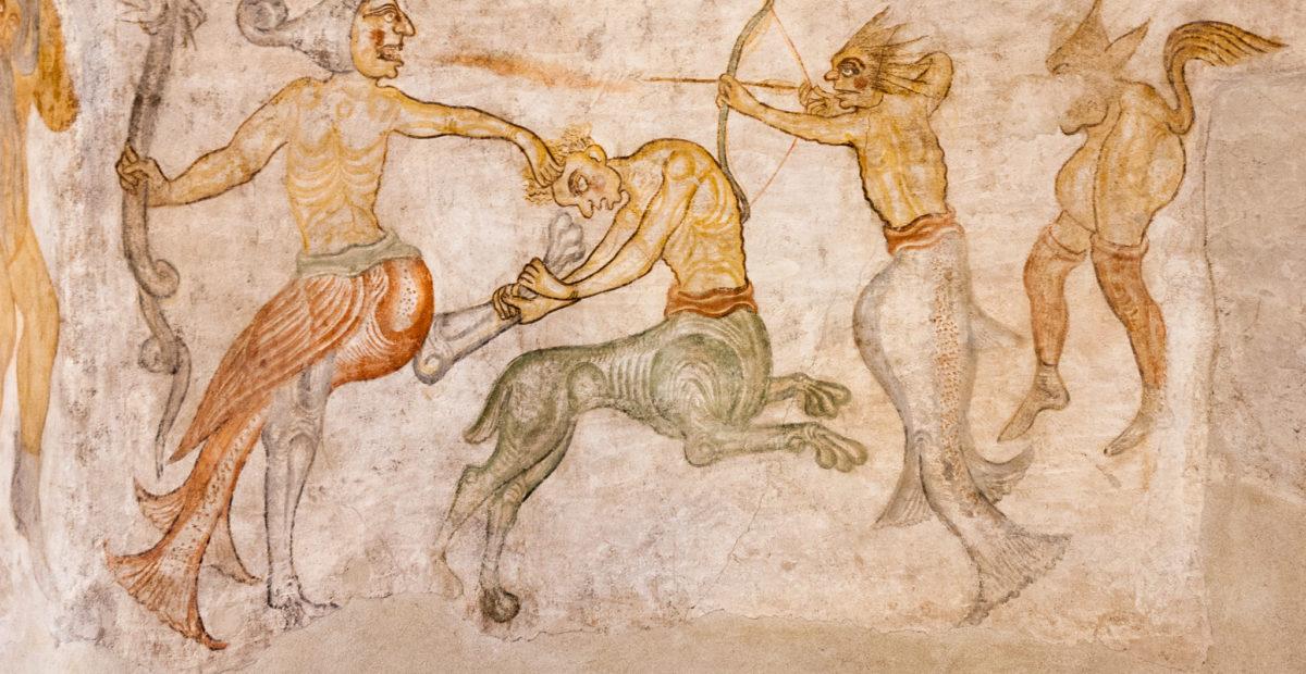 Fresken St. Jakob